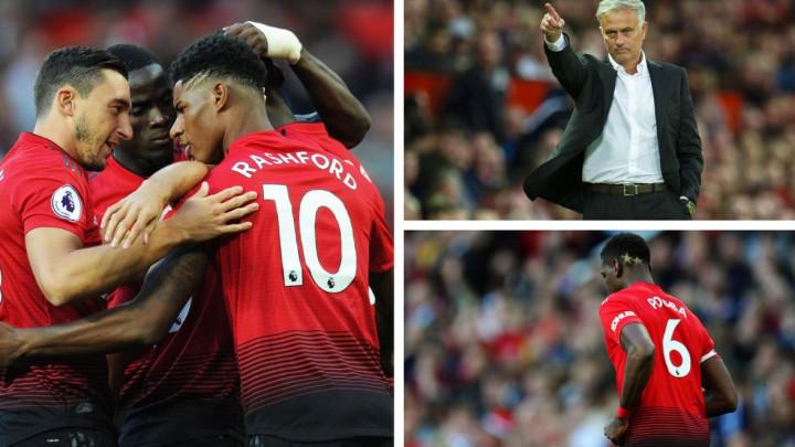 Mourinhov United može daleko bolje, ali pobjedom je krenuo u napad na titulu