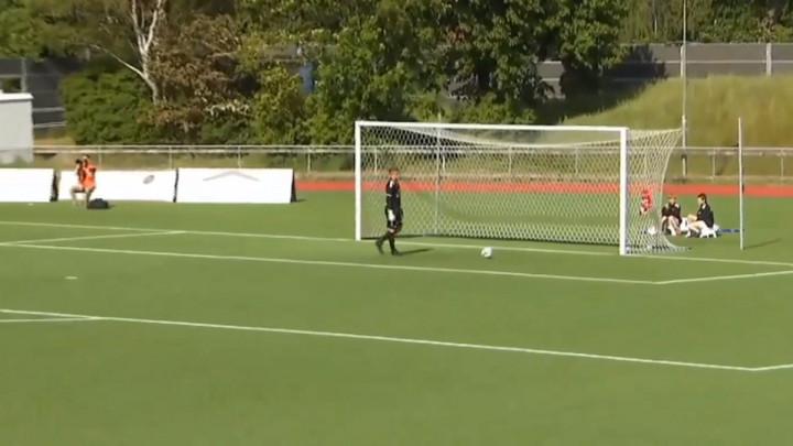 Bivša nada Željezničara uživo svjedočila jednom od najljepših golova sezone