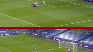 Previše slučajnosti u jednom golu: Nova zvijezda Manchester Uniteda kao nekada Ronaldo...