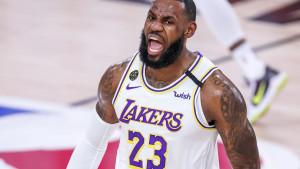 """LeBron James je košarkaški Albert Einstein"""