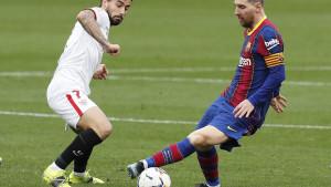 Barcelona konačno prava, Sevilla je bila nemoćna