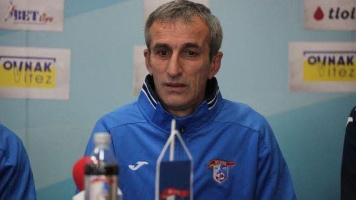 Branko Karačić napušta klupu Viteza?