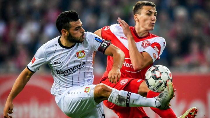 Kevin Volland donio pobjedu Bayer Leverkusenu protiv Fortune Dusseldorf