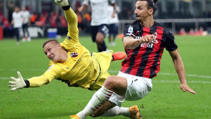 Ibrahimović s dva gola odveo sjajni Milan do sigurnog trijumfa na startu Serije A