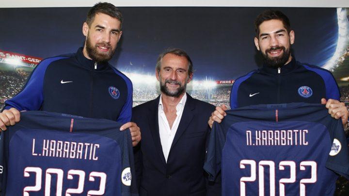 Nikola i Luka Karabatić produžili vjernost PSG-u
