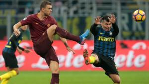 Roma prozvala Inter na Twitteru i dobila ekspresan odgovor s Meazze