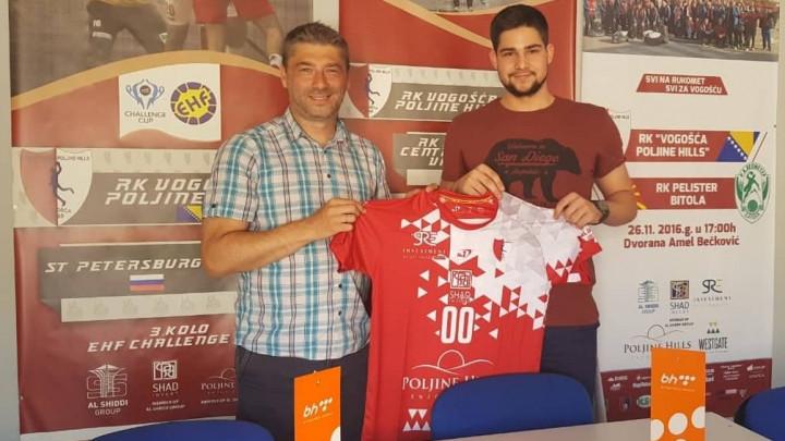 Haris Buljina i Arman Beširević potpisali za RK Vogošća