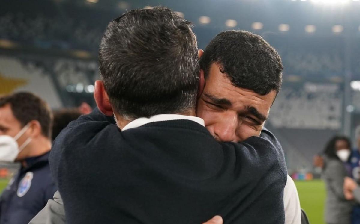 On je bio najsretniji čovjek na svijetu: Ovakve suze se odavno ne pamte u Ligi prvaka