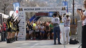 Naibei Kiplimo pobjednik 3. Mostarskog polumaratona