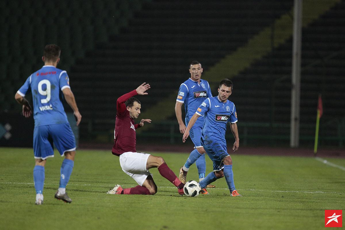 Još jedan potpis u FK Radnik