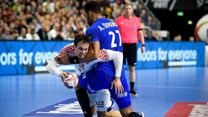 Fenomenalna Hrvatska nanijela prvi poraz Francuskoj i ostala u trci za Olimpijske igre