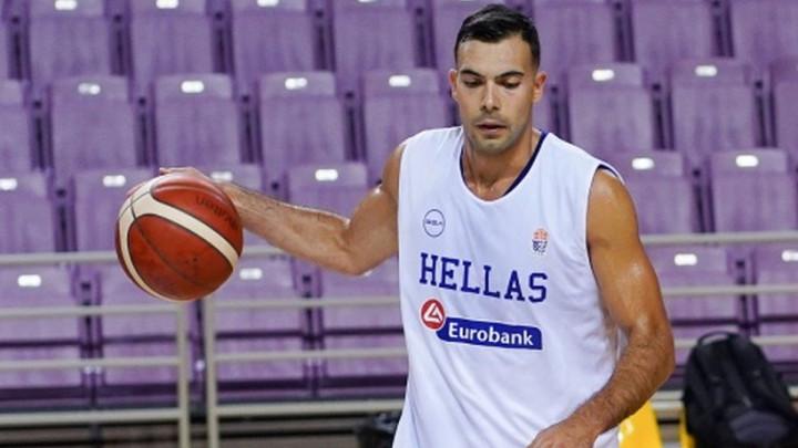 Grčka bez Sloukasa na Mundobasketu?