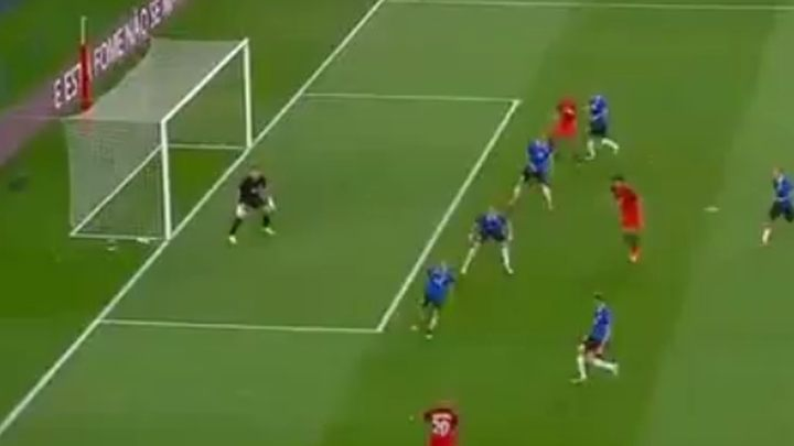 Ronaldo je učinio sve da pokvari gol Quaresme