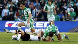Canales u 94. minuti srušio Valenciju, ali ovakva majstorija na stadionu Betisa odavno nije viđena