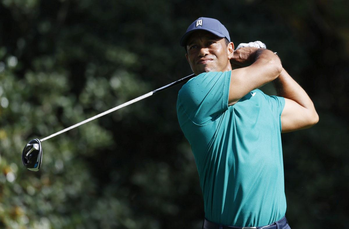 Tiger Woods se napokon oglasio: Ne sjećam se...