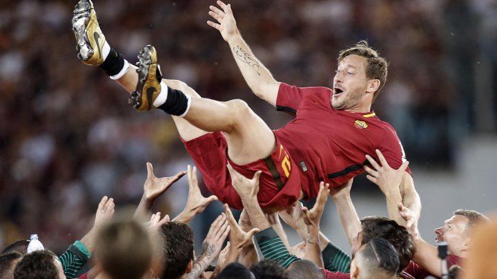 Totti definitivno prelomio: Završio sam karijeru!