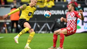 Borusia Dortmund novi lider, nezaustavljivi Haaland ispred Lewandowskog