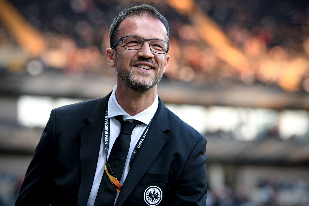 Eintracht ima prijedlog za nastavak Bundeslige