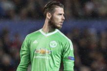 De Gea upisao 100. clean sheet na golu Uniteda