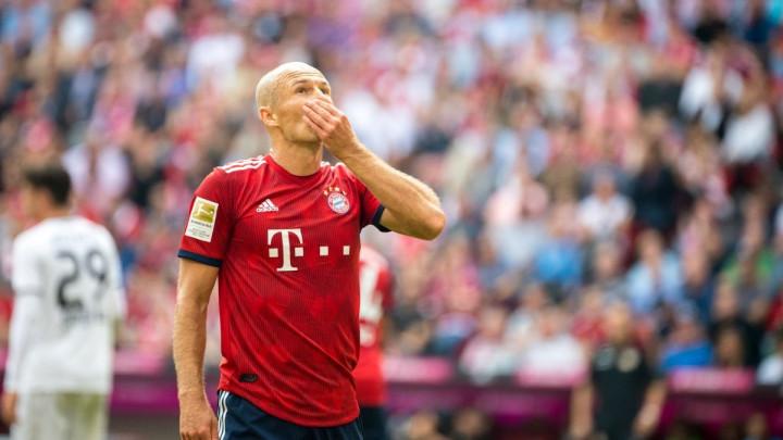Robben razmišlja da se vrati iz penzije: Taj osjećaj mi dolazi s vremena na vrijeme...
