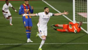 Loše prvo poluvrijeme koštalo Barcelonu: Real Madrid slavio u El Clasicu!