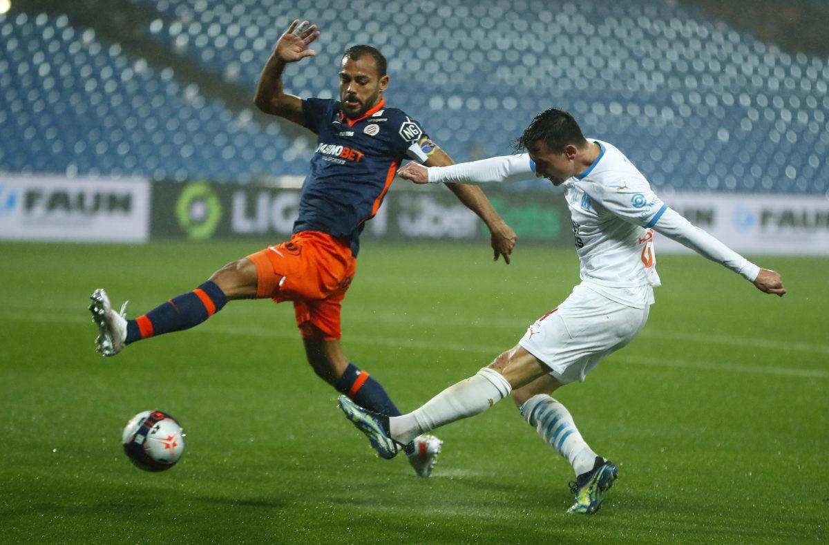 Ludnica u Montpellieru: Domaćin u 94. minuti pogodio za 3:3 protiv Marseillea