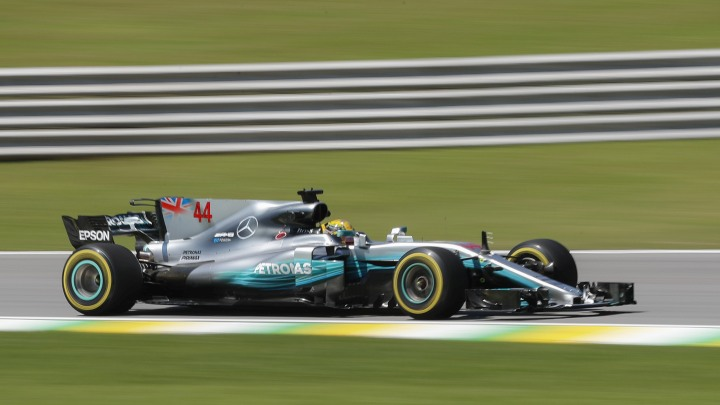 Hamilton najbrži i na drugom treningu