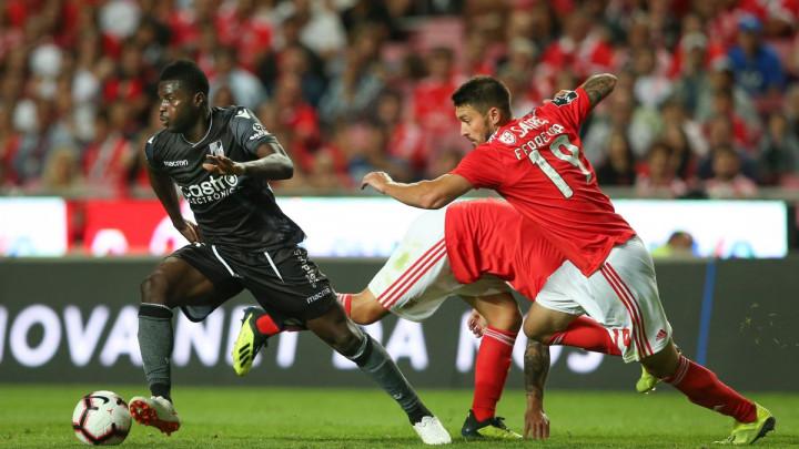 Golijada u Lisabonu, Benfica hat-trickom Pizzija do pobjede