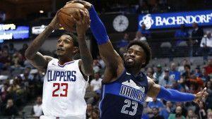 Clippersi u finišu slomili otpor Dallasa, Denver bolji od Hornetsa