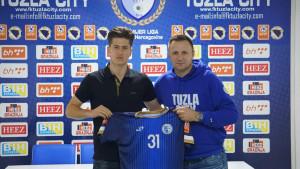 FK Tuzla City ozvaničio još jedan transfer