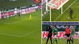 Bizarna situacija u Bremenu: Igrač Stuttgarta dobio žuti karton jer je na nesportski način zabio gol
