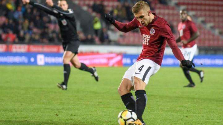 Eldar Ćivić upisao prve minute za Spartu ove sezone