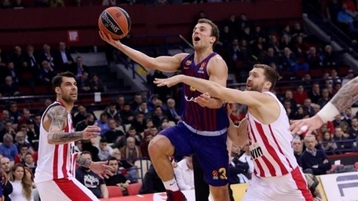 Barcelona pobjedila Efes i odvela seriju u peti susret