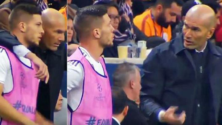 Jović ništa nije razumio Zidanea, zbunjeni Francuz mu rekao da radi samo jedno