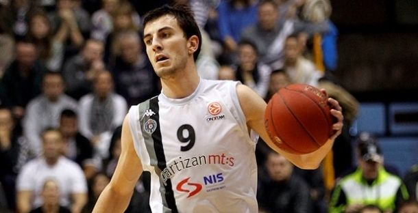 Partizan odbio ponudu CSKA Moskve za Westermanna