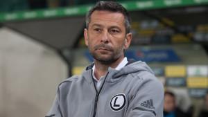 Legia smijenila trenera nakon ispadanja od Trnave