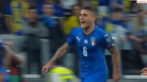 Marco Verratti pogodio za preokret Italije