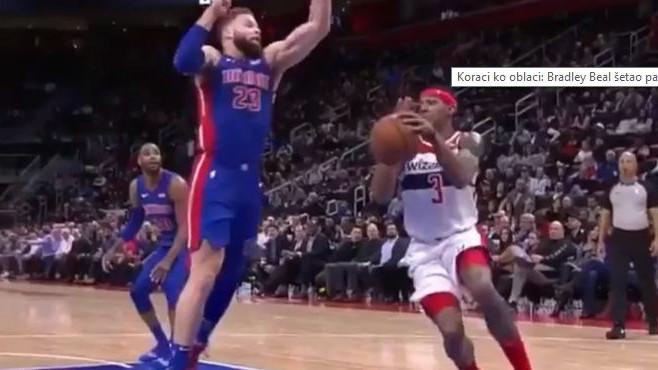 """Petokorak"" je dozvoljen u NBA ligi"