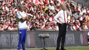 """Mourinho provocirao Wengera, a on mu odgovorio: """"Osjećam se kao da sam u vrtiću"""""""
