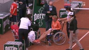 Pobijedila maratonski meč pa završila u kolicima: Ostala bez svijesti, a odjednom šokantan vrisak