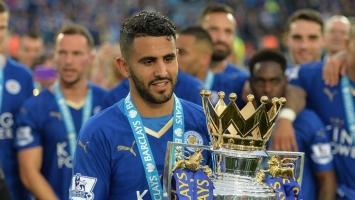 Ranieri: Mahrezu je bolje da ostane u Leicesteru