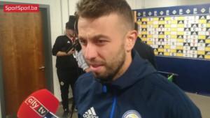 Sarić: Bilo je teško, ali bićemo bolji iz utakmice u utakmicu