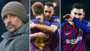 Guardiola: Busquets je tek stigao u tim, a Messi mi je odmah prišao i rekao samo jednu rečenicu