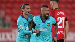 Arturo Vidal traži od saigrača da ne odustaju od titule