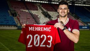 Mehremić riješio pitanje budućnosti