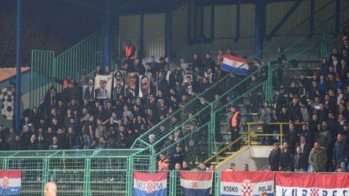 Delegatu sa utakmice Široki - Željezničar ništa nije bilo sporno?