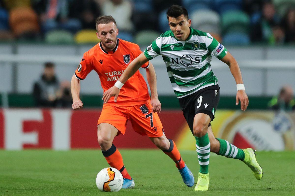 Remi Club Bruggea i Manchester Uniteda, Višća pogodio u porazu Basaksehira protiv Sportinga