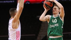 Sjajna utakmica u Kaunasu: Real u završnici slomio Žalgiris