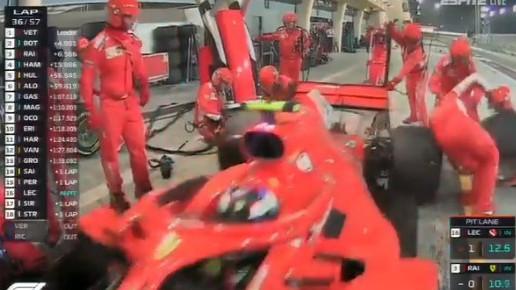 Stravična nesreća u Bahreinu: Raikkonen bolidom teško povrijedio mehaničara