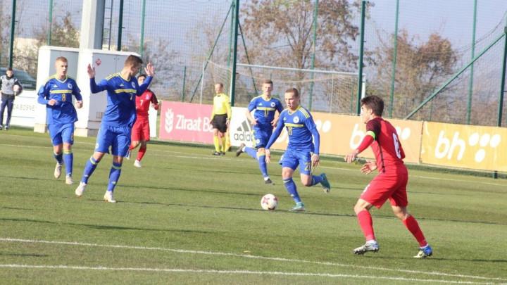 Mlada reprezentacija BiH rutinski protiv Azerbejdžana